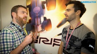 GRTV pratar med teamet bakom Grip