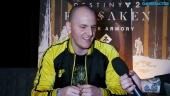 GRTV pratar med Bungie om Destiny 2