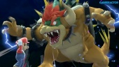 GRTV spelar nya Smash Bros: Giga Bowser