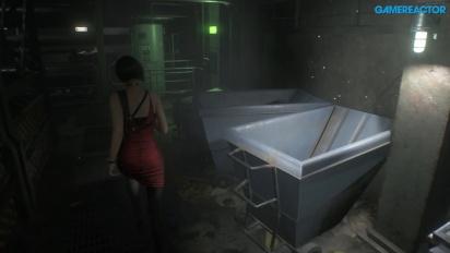 GRTV spelar Resident Evil 2: Ada Wong