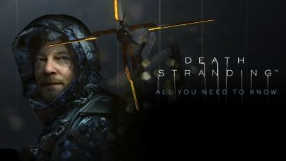 Death Stranding - Alt du må vite (Sponset #1)