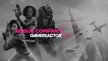 GRTV tillbringar tid med Rogue Company