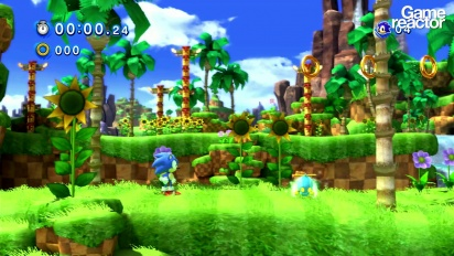 Sonic Generations - Gameplay #1