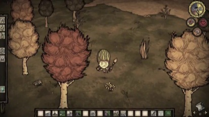 Don't Starve: A Feet of Strength - Reign of Giants Update Trailer