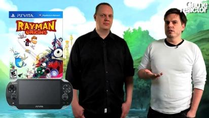 Recension: Rayman Origins (PS Vita)