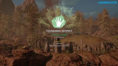 Far Cry Primal: Gameplay vid - Stealth gameplay