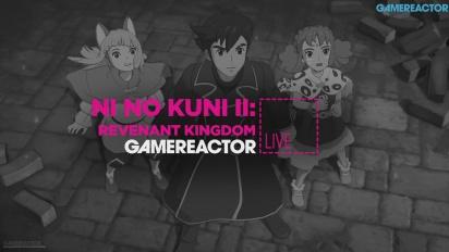 Gamereactor TV njuter av Ni no Kuni II: Revenant Kingdom