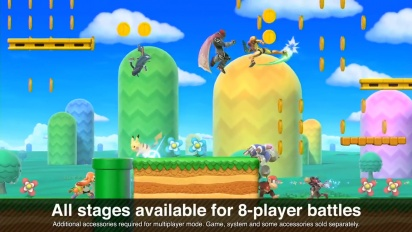 Super Smash Bros. Ultimate - Direct 8.8.2018