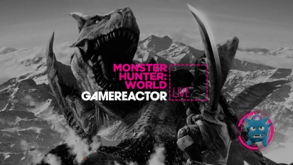 GRTV spelar Monster Hunter: World (till PC)