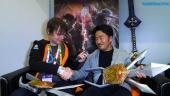 GRTV pratar med Namco om kommande Soul Calibur VI