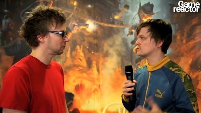 Gameglobe - Game Director-intervju
