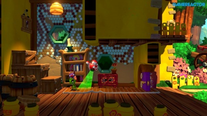 GRTV testar Yooka-Laylee and the Impossible Lair