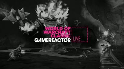 GRTV spelar World of Warcraft: Classic