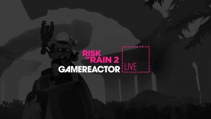 GRTV spelar Risk of Rain 2