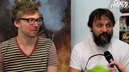 GC 12: Gameglobe - Intervju