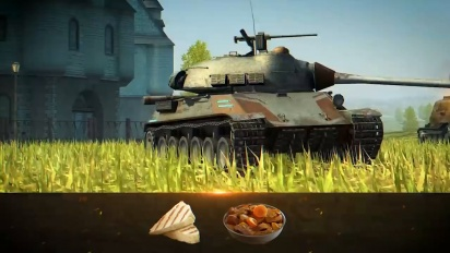 World of Tanks Blitz - Update 7.7 Trailer