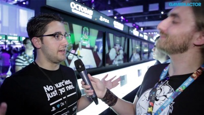 E3 13: Octodad: Dadliest Catch - Intervju