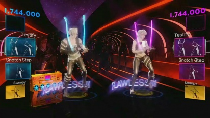Dance Central 2 - Lady Gaga Trailer