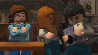 Lego Harry Potter: Years 5-7 - Launch Trailer