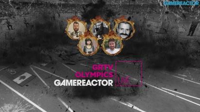 The Gamereactor Olympics är tillbaka