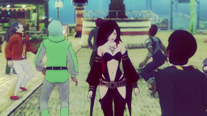 Gravity Rush 2 - Raven DLC trailer