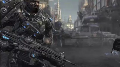 Gears of War 2 - Developer Diary: A Pixel is Worth 1,000 Words Trailer