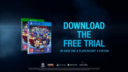 South Park: The Fractured But Whole - Free Trial Trailer