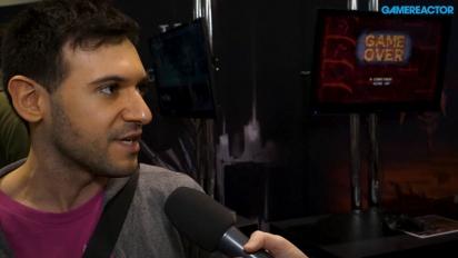 GRTV intervjuar skaparen bakom Blazing Chrome