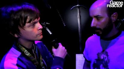 E3 12: The Elder Scrolls V: Skyrim - Dawnguard-intervju