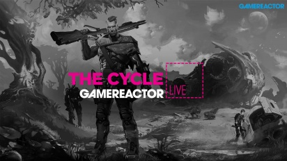 GRTV spelar The Cycle (Early Access)