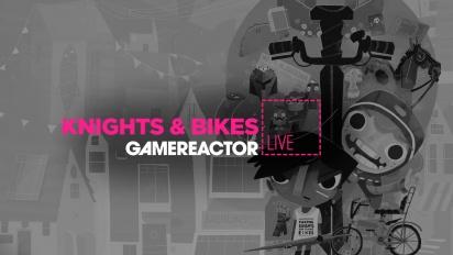 GRTV spelar Knights and Bikes