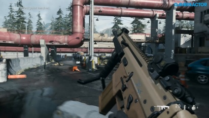 Call of Duty: Modern Warfare - Campaign Walkthrough Part 5