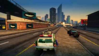 Burnout Paradise Remastered - Eight High-Octane Facts (Nintendo Switch Version)