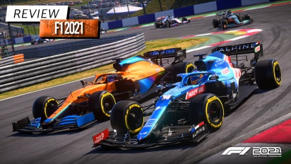 F1 2021 - Video Review