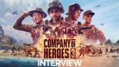 Company of Heroes 3 - Matt Philip and Báirbre Bent Interview