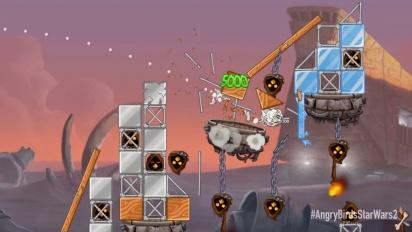Angry Birds Star Wars II - Gameplay Trailer