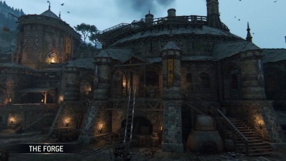 For Honor - Season 2: Forge Map Preview