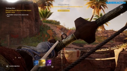 Vi smiskar lejda hejdukar i Assassin's Creed: Origins
