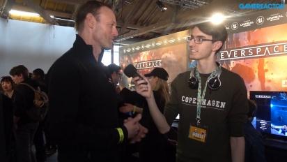 GRTV intervjuar folket bakom Everspace