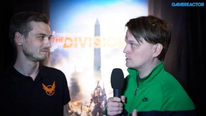 The Division 2 - Mathias Karlson intervjuad