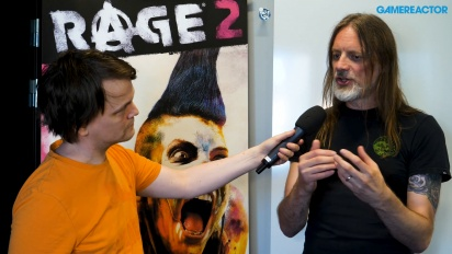 GRTV @ E3 2018: Vi intervjuar Avalanche om Rage 2