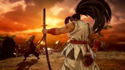 Soulcalibur VI - Haohmaru Release Date Trailer