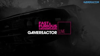 GRTV spelade Fast & Furious Crossroads igår...
