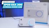 GRTV packar upp nya EPOS GSX300