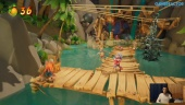 GRTV spelar Crash Bandicoot 4: It's About Time