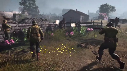 Company of Heroes 3 - Gameplay Reveal Trailer