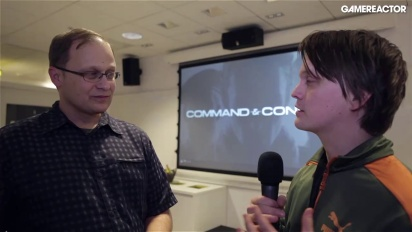 Command & Conquer - Tim Morten-intervju