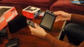 Vi packar upp Nintendo Switch