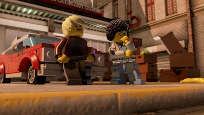 Lego City Undercover - Hero Coop Trailer