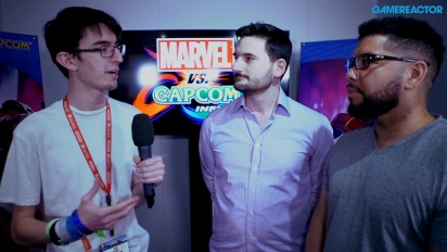 Marvel vs. Capcom: Infinite - Michael Evans & Peter Rosas intervjuade
